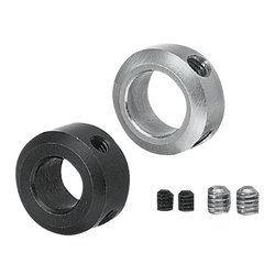 Shaft Collars - Set Screw