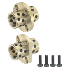 Oil Free Bushings - Flanged Type with Pilot