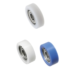 Engineered Plastic Bearings - Flat