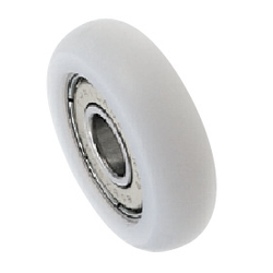 Engineered Plastic Bearings - Crowned