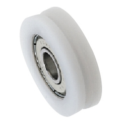 Engineered Plastic Bearings - U Groove / V Groove