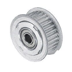 Flanged Idlers with Teeth - MXL / XL