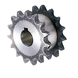 Sprockets - 2-Row, 40B Series