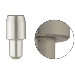 Locating Pins - Hardened Stainless Steel Large Head - Tapered End