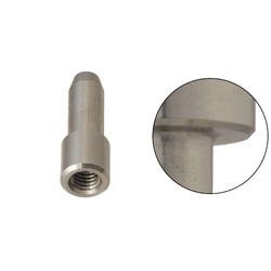 Locating Pins - Hardened Stainless Steel Small Head - Tapered End