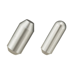 Locating Pins - Hardened Stainless Steel Straight - Tapered End/Sphere