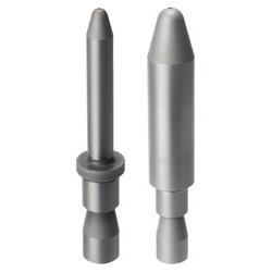 Locating Pins for Fixtures - Standard Grade, Long Head, Shouldered