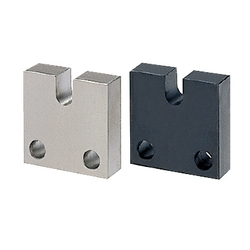 Blocks for Adjusting Bolts - Side Mounting, T Compact, H Dimension Selectable (MISUMI)