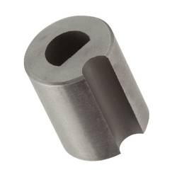Bushings for Inspection Jigs - D shape Bore, Straight