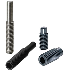 Hex Socket Screws - Dog Point