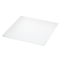 Square Quartz Glass Plates