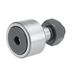Solid Eccentric Cam Followers - Hex Socket