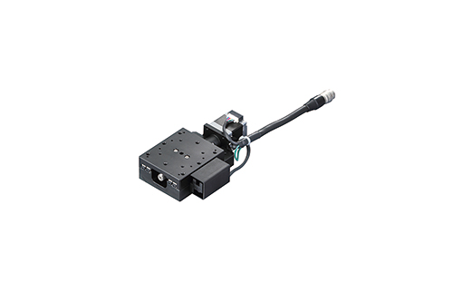 [Motorized] X-Axis - Cross Roller - Stroke 30mm (XMPG)