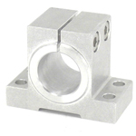 Miyoshi Block, Bearing Holder, UPW Type (Split Clamping)