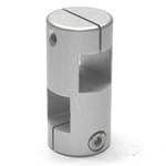Stainless Steel Square/Round Pipe Joint, Square/Square