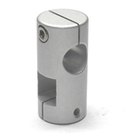 Stainless Steel Square/Round Pipe Joint, Square/Round