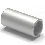 Round Pipe Joint, Same-Diameter Hole, Long Dowel