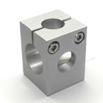 Round Pipe Joint, Differing-Diameter Hole, for Additional Working in 3 Directions
