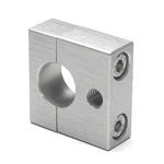 Round Pipe Joint, Same-Diameter Hole, Fine Adjustment Block