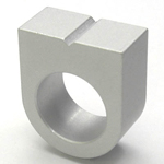 Round Pipe Joint, Same-Diameter Hole, Free Blank