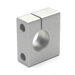 Round Pipe Joint, Same-Diameter Hole Wall Mount, Square