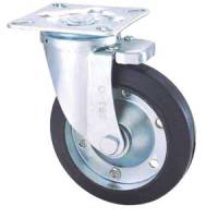 Industrial Caster, STC Series, Free Stopper (S-8) Included