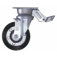 Industrial Caster - STC Series, Swivel Type with Stopper (W-11)
