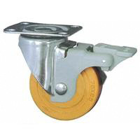 Anti-Static Caster, SU-STC Series, Swivel with Stopper