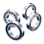 Large Angular Contact Ball Bearing - Single Row (Nachi-Fujikoshi)