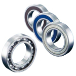 Large Deep Groove Ball Bearing - Single Row (Nachi-Fujikoshi)