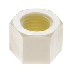 RENY (Glass Fiber Reinforced Polyamide MXD6)/Hex Nut, Standard Color