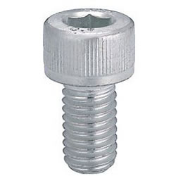 Bargain Hexagonal Socket Head Bolt (Cap Bolt) · Trivalent Chromate/Set Sale -