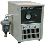 Air Dryer - Freezer Model - Standard Input Air Type
