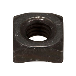 Square Weld Nut (Welded Nut), with Pilot