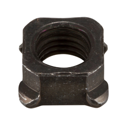 Square Weld Nut, Non-Pilot, Projection Model (Type 1D) Fine Thread