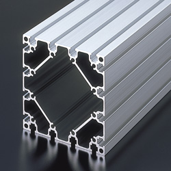 Aluminum Extrusion - M6 Series Heavyweight Class, AFS-120120 (NIC Autotec)