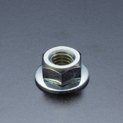 Flanged Nut (Steel)