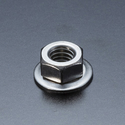 Flange Nut (With Stainless Steel Galling Prevention)