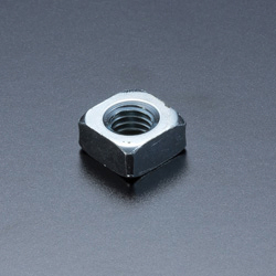 Square Nut (Steel, 50-Piece Pack)