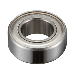 Radial Deep Groove Ball Bearing - Stainless Steel (Minebea Mitsumi)