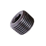 Hex Socket Head Tapered Plug, Floating Type, A Type