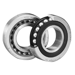 Large Thrust Angular Contact Ball Bearing - Ball Screw Support , Open or Rubber Sealed (NSK)