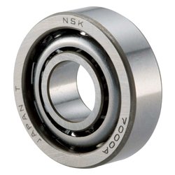 Angular Contact Ball Bearing - Single Row or Double Row (NSK)