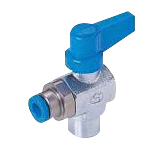 The Ball Valve angle type VA-E (Nitta)