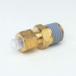 Quick Seal Series Insert Type (Brass) Connector (Inch Size)