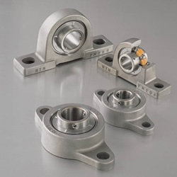 Stainless Steel Horizontal Flange Type