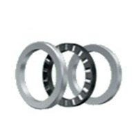 Needle Roller Bearings, Thrust Cylindrical Roller Bearings, WS Series Raceway Ring