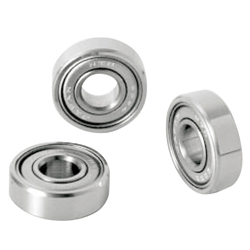 Small Ball Bearing - Single Row (NTN)