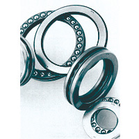 Large Thrust Ball Bearing - Single Row (NTN)