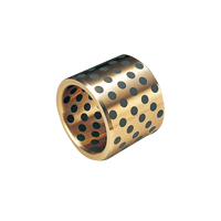 500SP1 SL1 Bushing - Brass Alloy, Straight, SPB Series (Oiles)